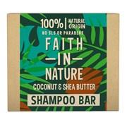 Xystos Faith In Nature Shampoo Bar Coconut 400ml (00011610906)