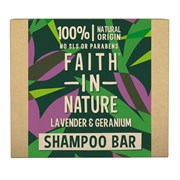 Xystos Fin Shampoo Bar Lavender & Geranium 400ml (00011612706)