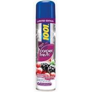 1001 Carpet Fresh Cleaning Foam Winter Berries 300ml (44435)