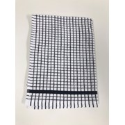 Egyptian Check Tea Towel Asst (101-065)