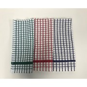 Dh.check Terry Tea Towel Pk6 6s (101-154)