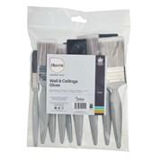 Harris Essentials Flat Paint Brush Set 10pk (101011007)