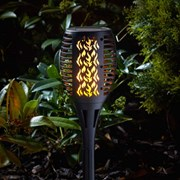 Smart Solar Compact Flaming Solar Torch (1012623)