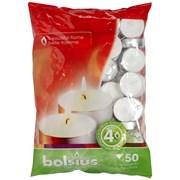 Bolsius 4 Hour Tealight Candles 50s (CN5211/103630308100)