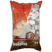 Bolsius 8 Hour Tealight Candles 50s (CN5204/103630519700)
