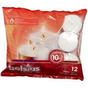 Bolsius 10 Hour Maxi Light Tealight Candles 12s (CN5209/103631109300)