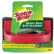 Scotch-brite Bbq Scourer With Handle (10384)