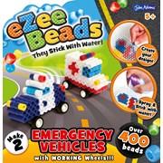 John Adams ezee Beads 3d Vehicles Assorted (10638)