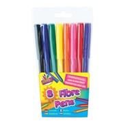 Tallon 8 Fibre Pens (1089)