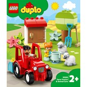 Lego® Duplo Tractor & Animal Care (10950)