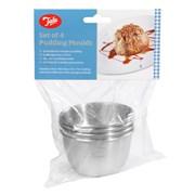 Tala Set4 Pudding Moulds (10A09873)