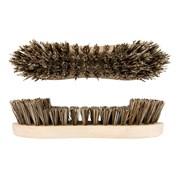 Elliott Wooden Dble Wing Scrubbing Brush (10F30153)