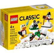 Lego® Classic White Bricks (11012)
