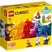 Lego® Classic Creative Transparent Bricks (11013)