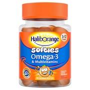 Haliborange Omega 3 Orange Softies 30s (1474)