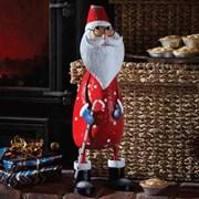 Three Kings Polka Folk Santa (2530004)