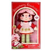 Strawberry Shortcake 40th Anniversary Soft Doll (12321)