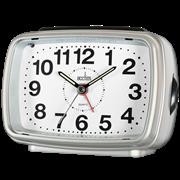 Titan 2 Large Beep Alarm Clock Silver (13882)