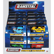 Teamsterz Street Machines Boxed (1416210.EX)