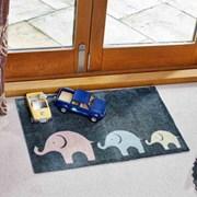 Smart Garden Jumbo Train Washable Doormat 75cm (5517009)
