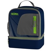 Thermos Radiance Dual Lunch Kit Navy (148838)