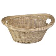 Jvl Willow Laundry Basket (15-025)