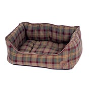 Petface Country Check Square Bed Med (15070)