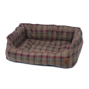 Petface Country Check Square Bed Large (15071)