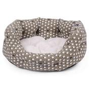 Petface Sleepy Sheep Oval Dog Bed Large (15209)