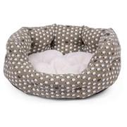 Petface Sleepy Sheep Oval Dog Bed Xl (15210)