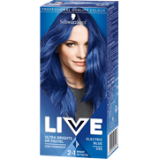 Live Ultra Brights Or Pastel Electric Blue (2390514)
