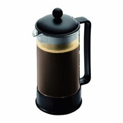 Bodum Brazil Coffee Maker Black 8cup (1548-01)