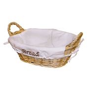 Jvl Oval Nat.bread Basket (15-762)