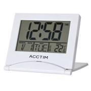 Mini Flip Ii  Alarm Clock White (15782)