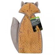 Smart Garden Wood Stone In-lit Fox (1020918)