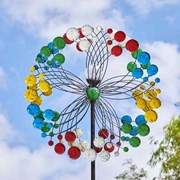Smart Solar Wind Spinner-harlequin (5030046)