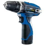 Draper 10.8v Cordless Hammer Drill With 2 Li-ion Batterie (16048)