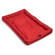 Water Resistant Memory Foam Bolster Mat Red Xlarge (16138)