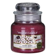 Yankee Candle Jar Merry Berry Small (1631275E)