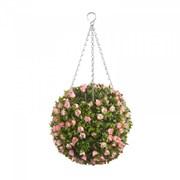 Smart Garden Topiary Pink Rose Ball 30cm (5040041)