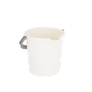 Wham Casa Bucket Soft Cream 5lt (16893)