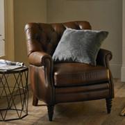 Deyongs Aspen Cushion Onyx 50cm (41009463)