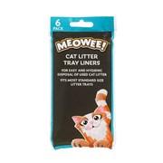 Goodgirl Meo Cat Litter Tray Liners 6s (17200)