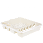 Wham Casa Dish Drainer Tray Soft Cream Large (17293)