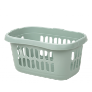 Wham Casa Hipster Laundry Basket Silver Sage (17484)