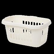 Wham Casa Hipster Laundry Basket Soft Cream (17496)