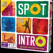 Spot The Intro Board Game (18140)