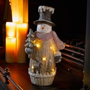 Three Kings Woodland Magic Frosty 56cm (2535011)