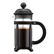 Bodum Java French Press Coffee Maker Black 3cup (1903-01)