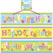 Easter Egg Hunt Signs Pkd 3s (19320-SIGN)